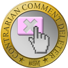 Contrarian Comment Deleter Badge