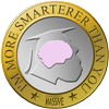 I'm More Smarterer Than You Badge