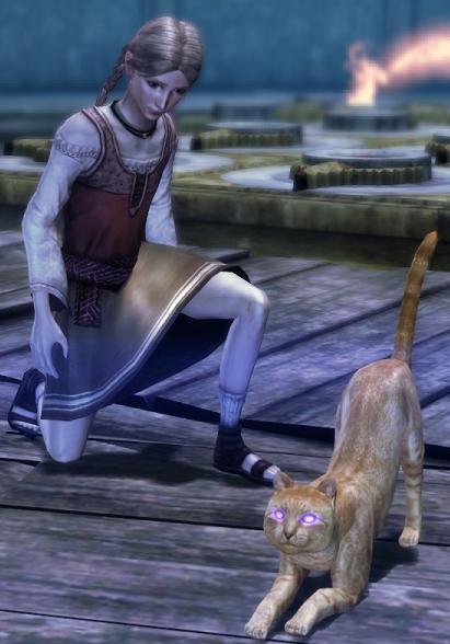 Awwww!  Demonic kittens are sooo cute.