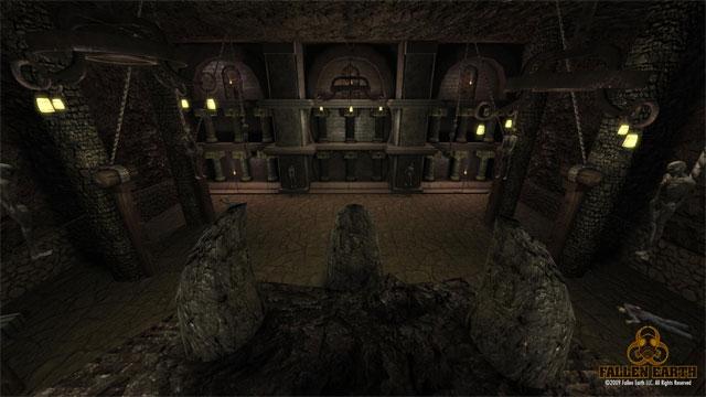 A dark place...