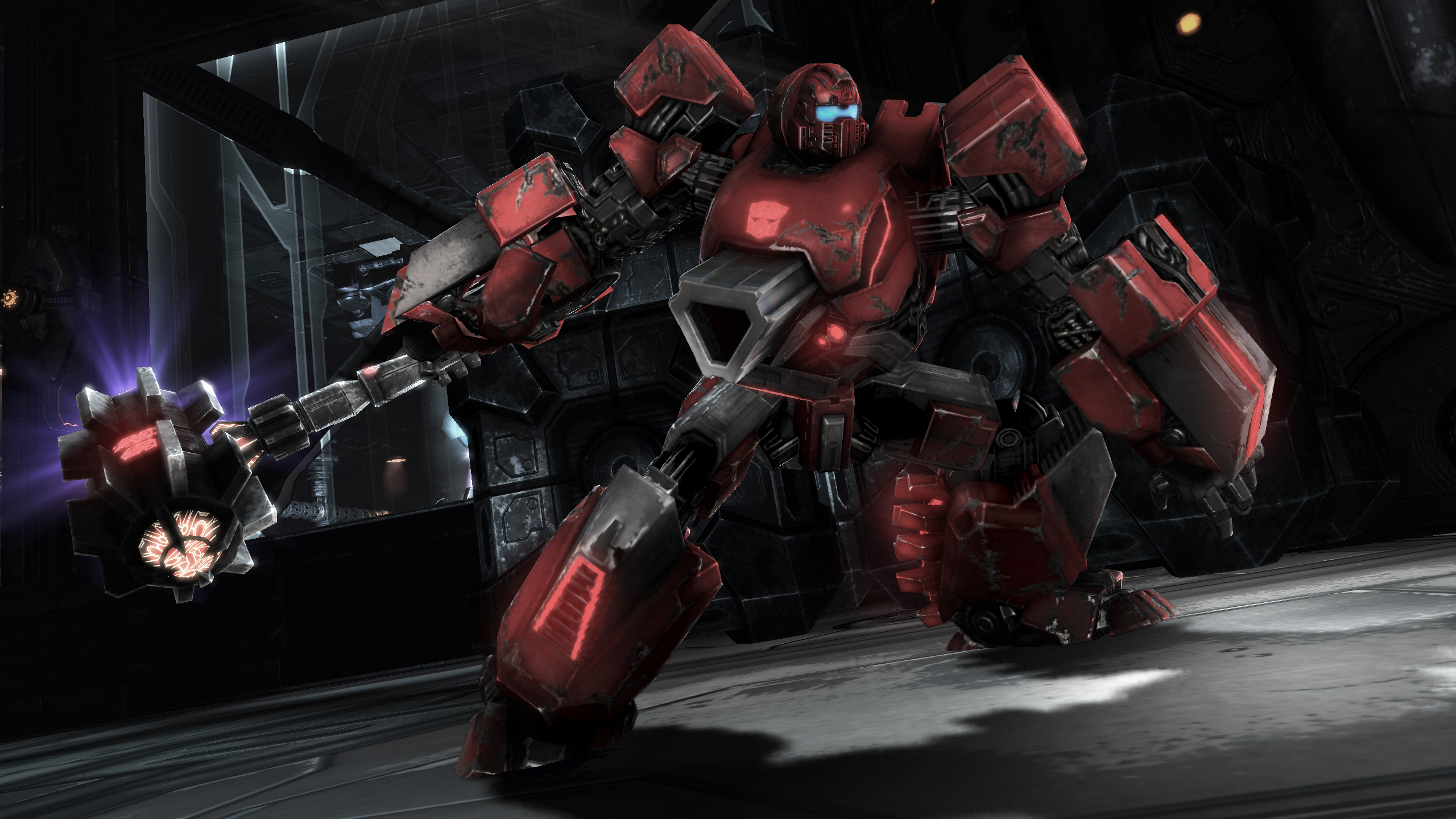 Transformers: War for Cybertron: The Interview » Channel