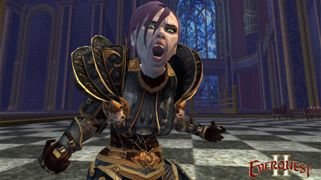 EverQuest II Screenshot Vampire