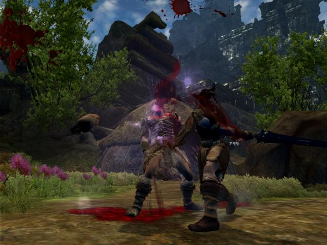 Age of Conan - Screenshot