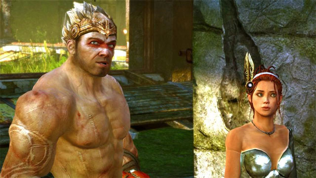 Enslaved: Odyssey to the West - Screenshot