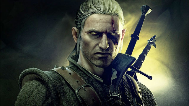 The Witcher 2 - Artwork