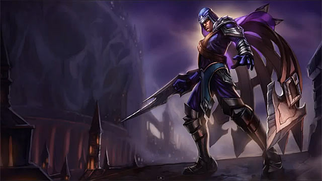 League of Legends Artwork: Talon