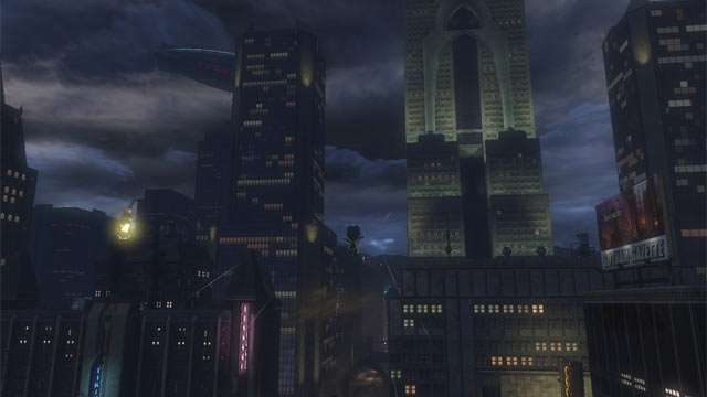DC Universe Online: Gliding Through Gotham