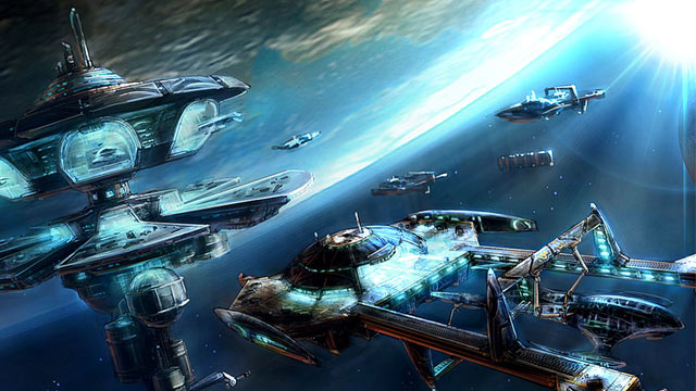 Star Trek Online Artwork