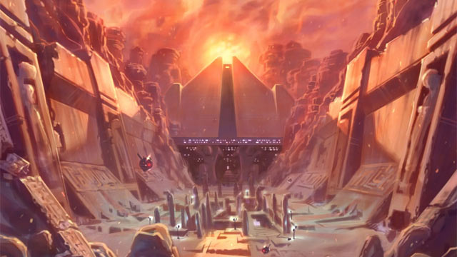 The Old Republic - Artwork - Planet Concept