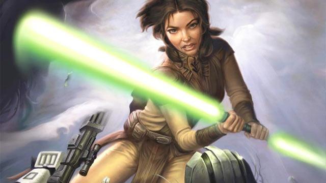 Star Wars: The Old Republic - Artwork - Jedi