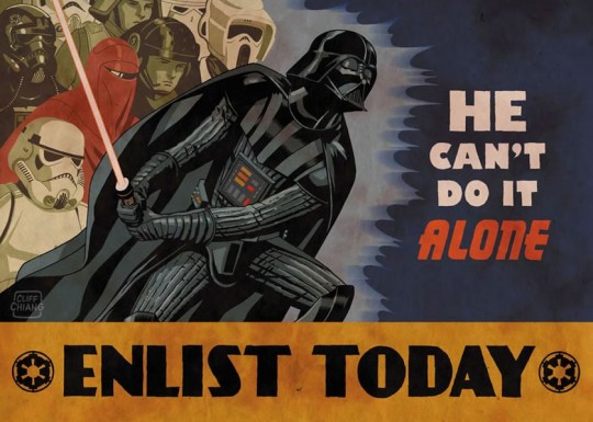 The Hellfire Club is looking for a few good Sith!