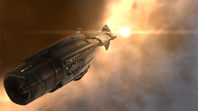 Eve Online Screenshot - Ship