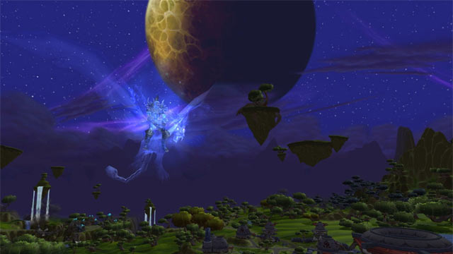 World of Warcraft Screenshot - Spectral Mount