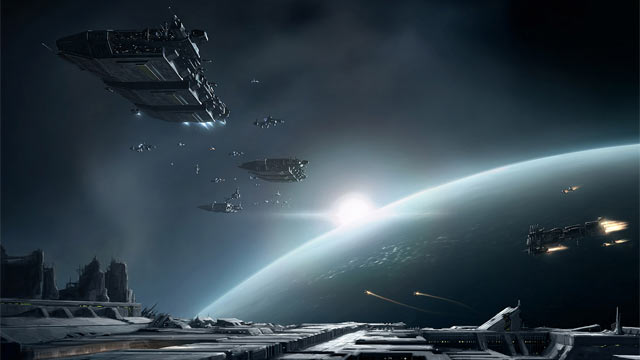 Eve Online Planet