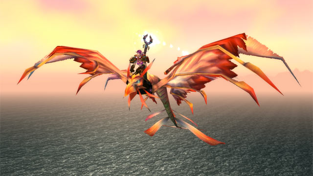 Screenshot - World of Warcraft Flight