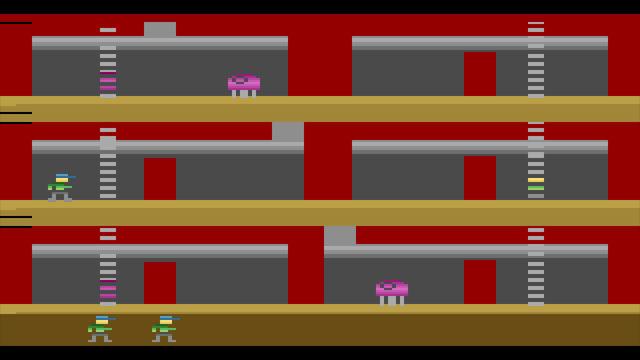 The Stacks Videogame