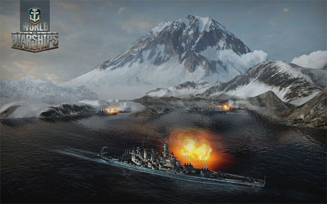World of Warships Concept Art