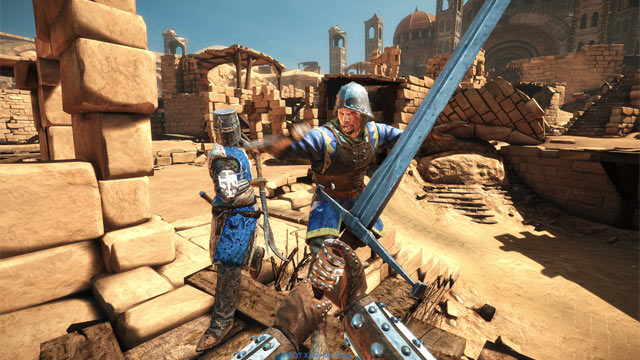 Screenshot - Chivalry: Medieval Warfare