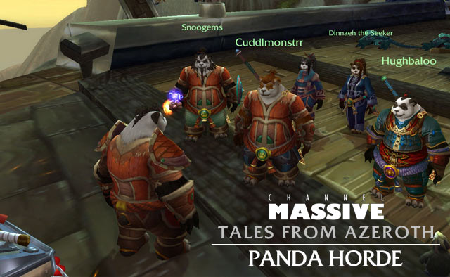 Channel Massive Episode 232: Tales from Azeroth - Panda Horde