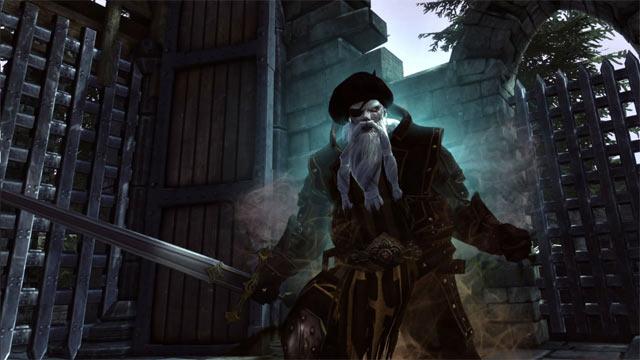 Neverwinter MMO Screenshot