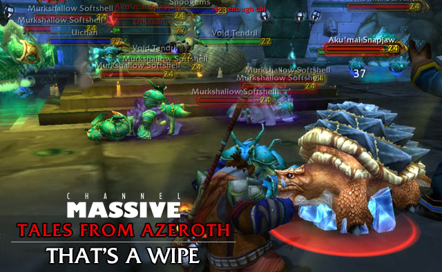 Channel Massive Episode 235: Tales from Azeroth - That's a Wipe