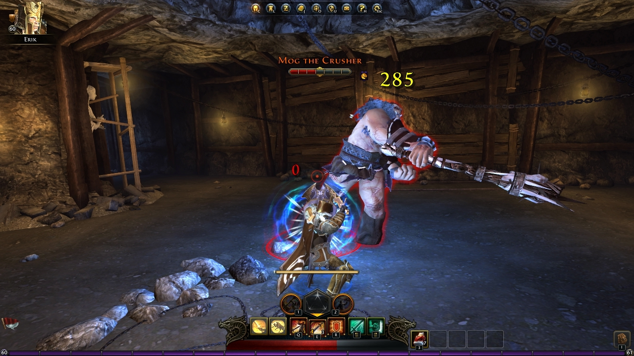 Dungeons & Dragons: Neverwinter Screenshot