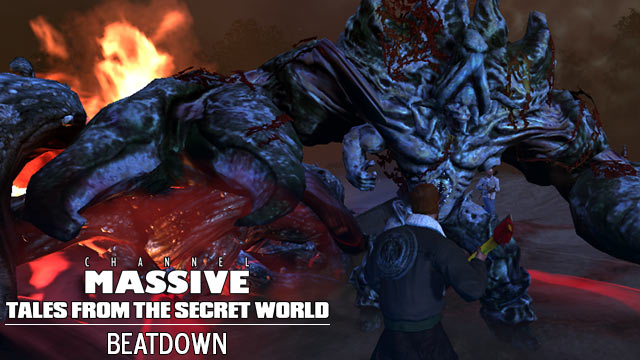 Channel Massive Episode 242: Tales from The Secret World - Beatdown