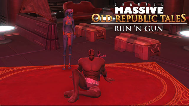 Channel Massive Episode 247: Old Republic Tales - Run 'n Gun