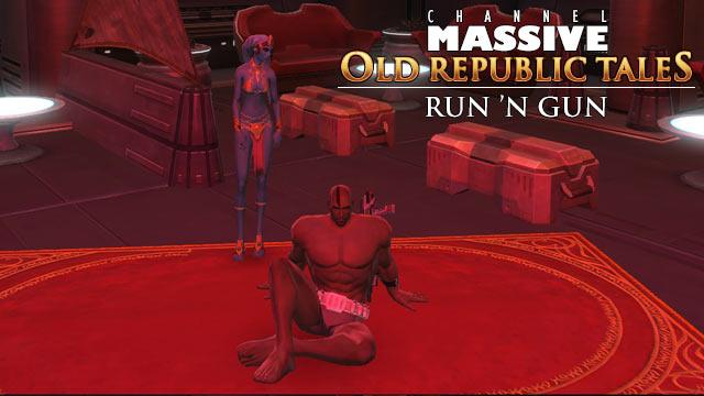 Channel Massive Episode 247: Old Republic Tales - Run 'n Gun