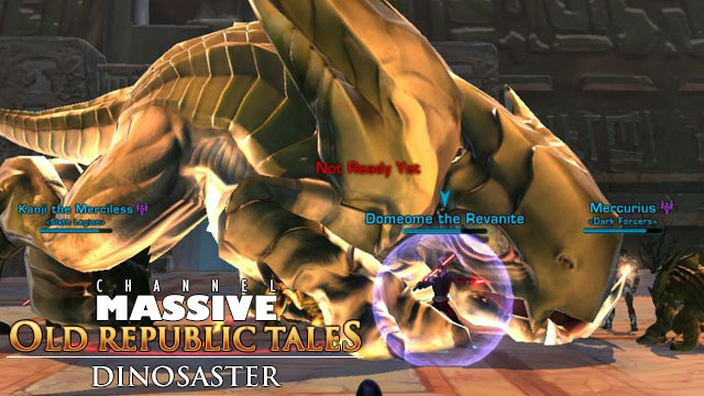 Channel Massive Episode 249: Old Republic Tales - Dinosaster