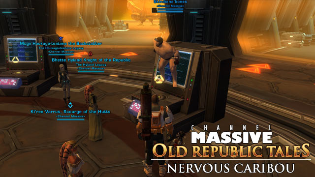 Channel Massive Episode 250: Old Republic Tales - Nervous Caribou