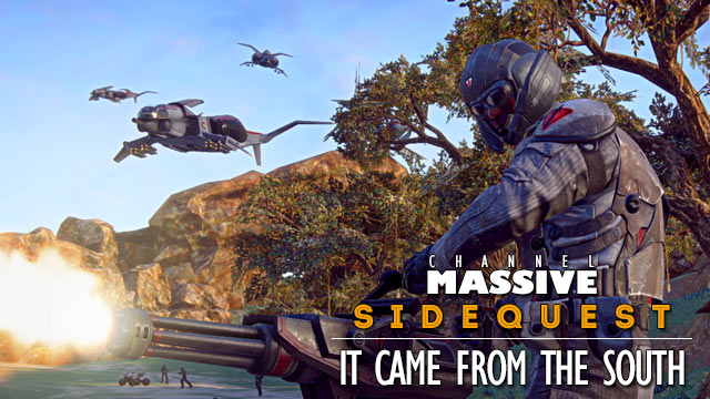 Channel Massive Episode 259: Sidequest - It Came from the South