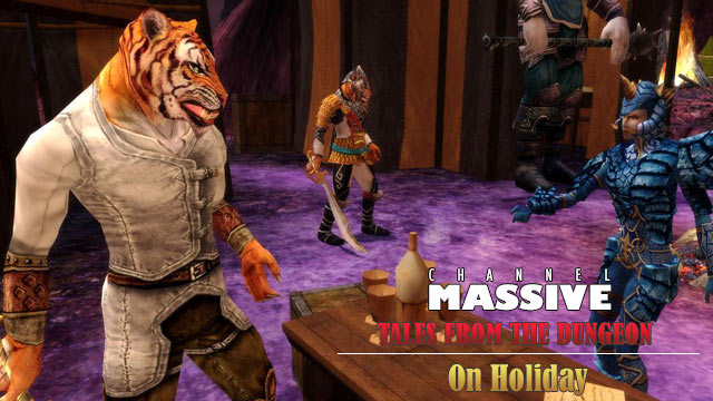 Channel Massive Episode 256: Tales from the Dungeon - On Holiday